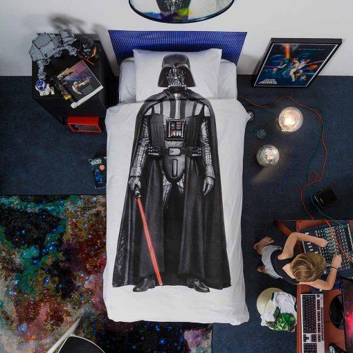 Snurk sengetøj darth vader