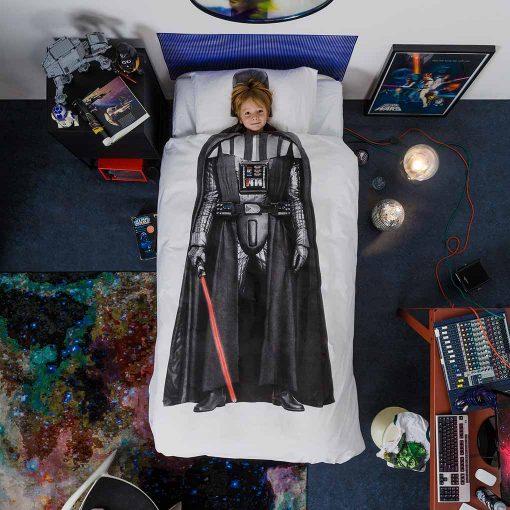 Snurk sengetøj darth vader dreng