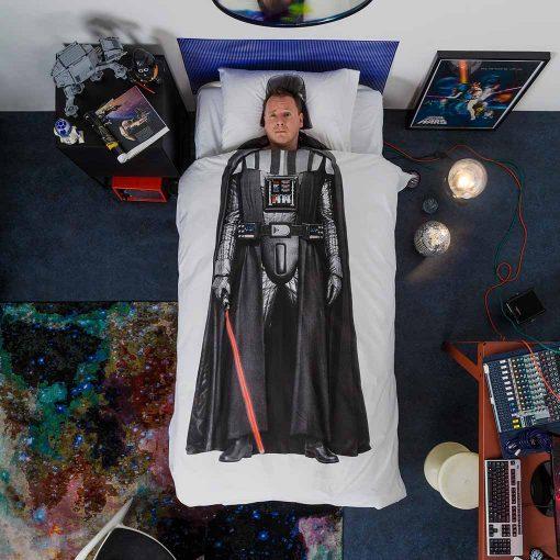 Snurk sengetøj darth vader mand
