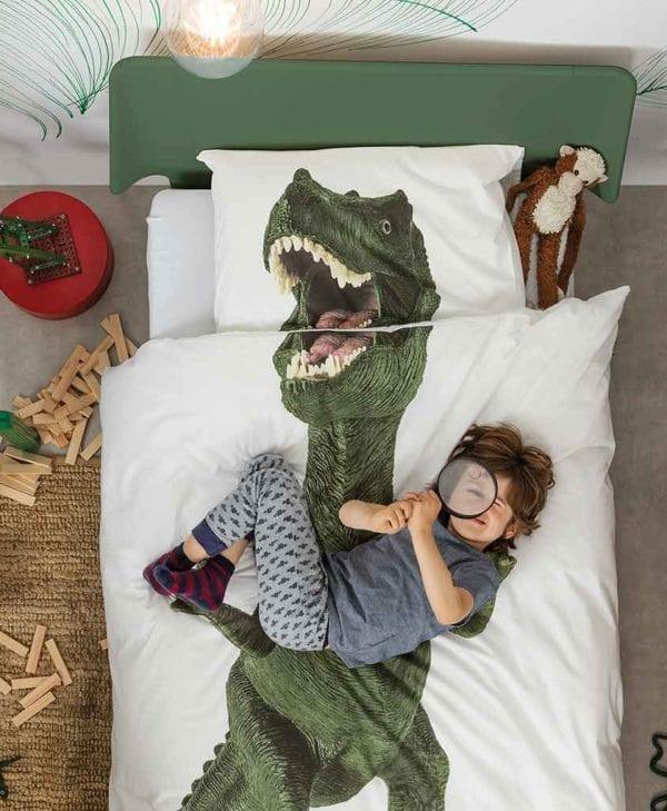 Snurk sengetøj dino venner