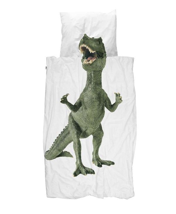 Snurk sengetøj dinosaur