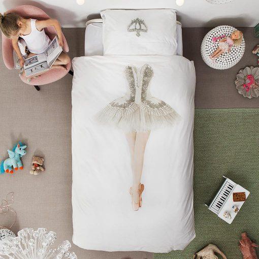 Snurk sengetøj - ballerina