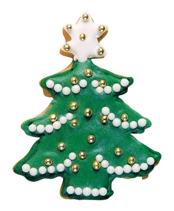 Kageudstikker Städter - 1 stk. juletræ