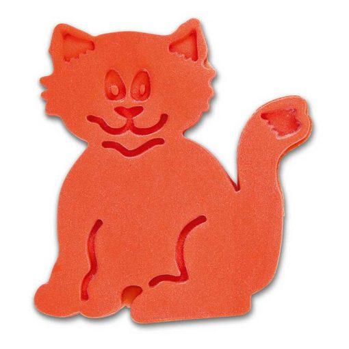 Stempeludstikker Städter - 1 stk. kat - rød