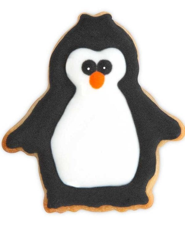 Stempeludstikker Städter - 1 stk. pingvin