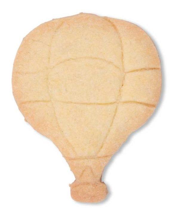 Kageudstikker Städter - 1 stk. luftballon - uden glasur