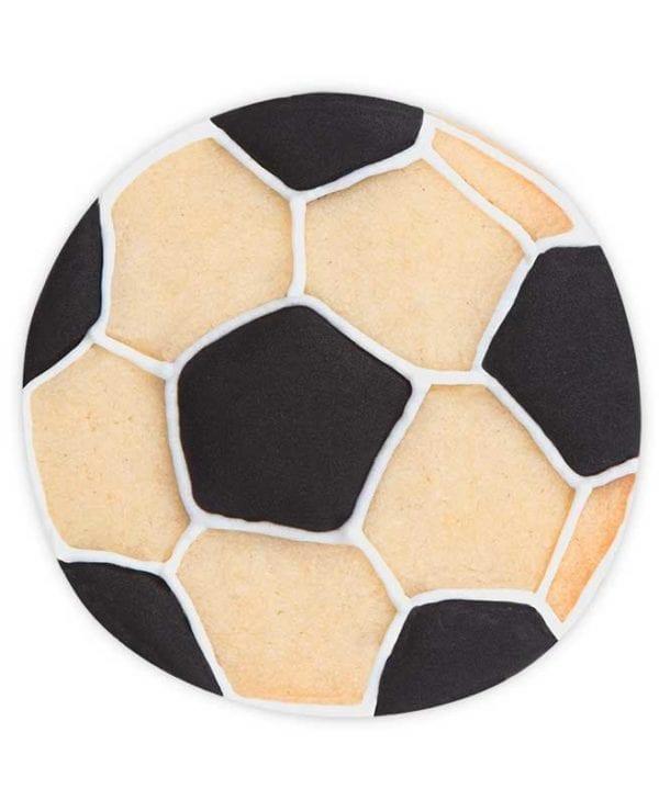 Kageudstikker Städter - 1 stk. fodbold