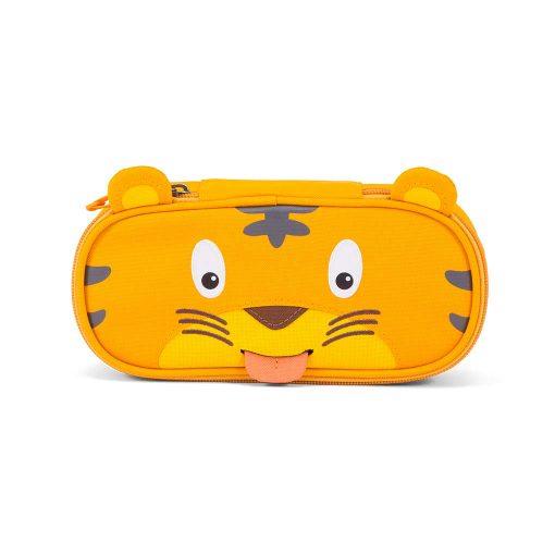 Affenzahn børne penalhus med lynlås Timmy Tiger