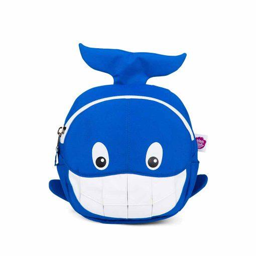 Affenzahn - lille rygsæk til børn - Willy hval
