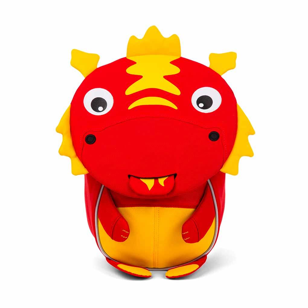 Image of Affenzahn - lille rygsæk til børn - Dario drage