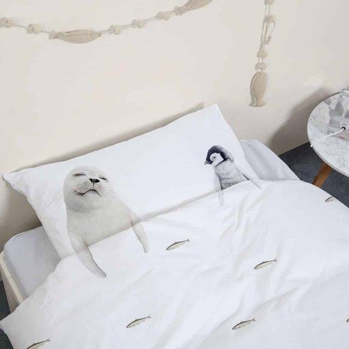 Snurk sengetøj til børn polar