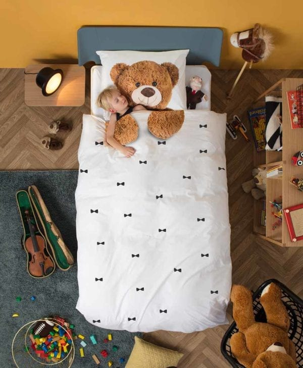 Snurk sengetøj teddy