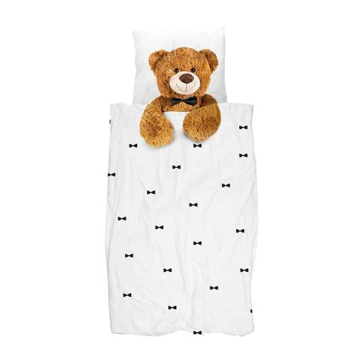 Snurk sengetøj teddy junior