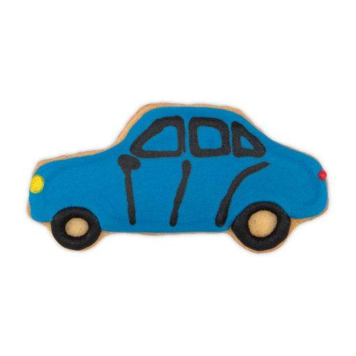 Städter kageudstikker bil med glasur