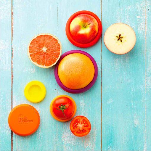 Food Huggers 5 stk til frugt og grønt