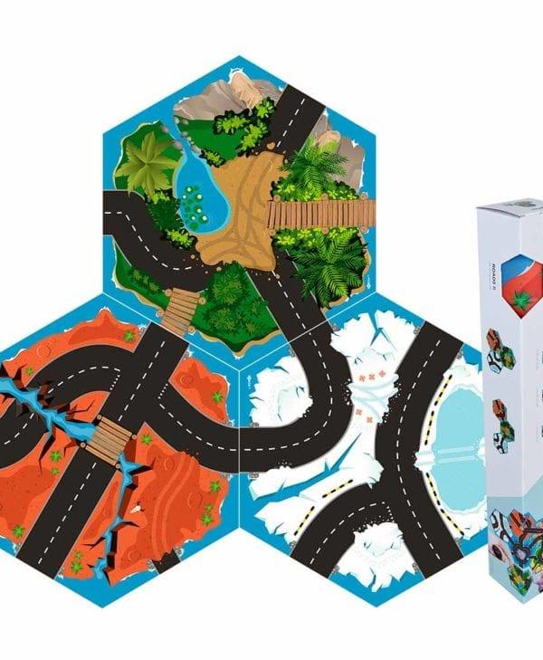 Gohexa roads legemåtte 2