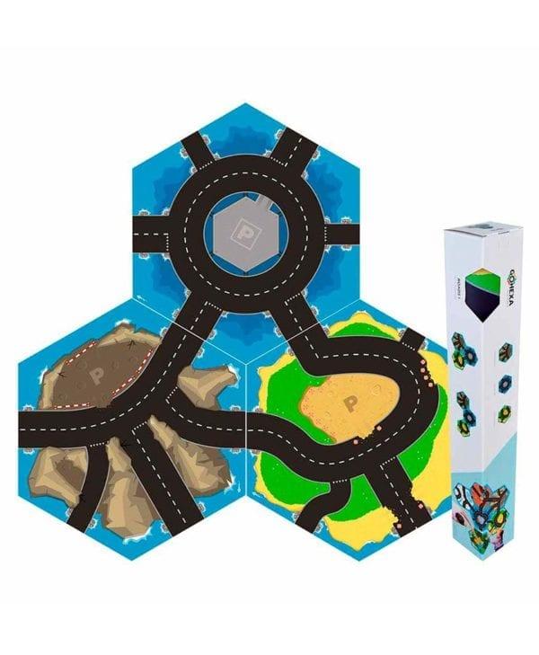 Gohexa roads1 legemåtter