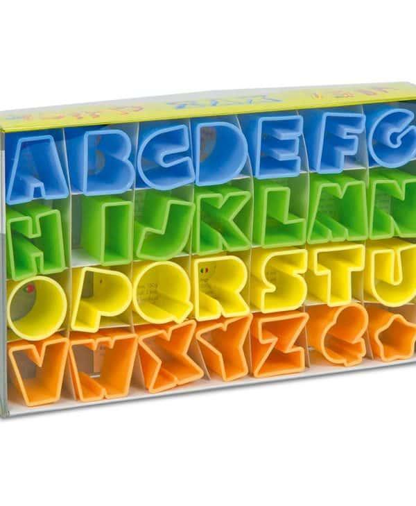 Staedter udstikkere med bogstaver