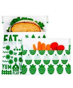 Frugt- og snackposer
