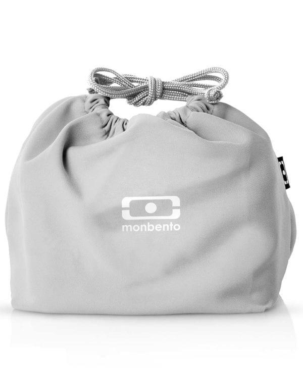 Monbento MB Pochette lys grå pose til madpakken
