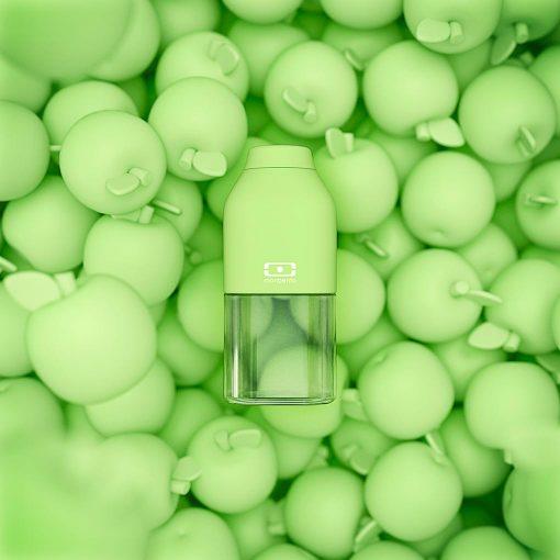 Monbento 33cl drikkedunk i lys grøn