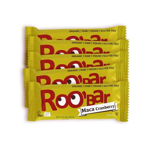 RooBar Maca Cranberry 5 stk