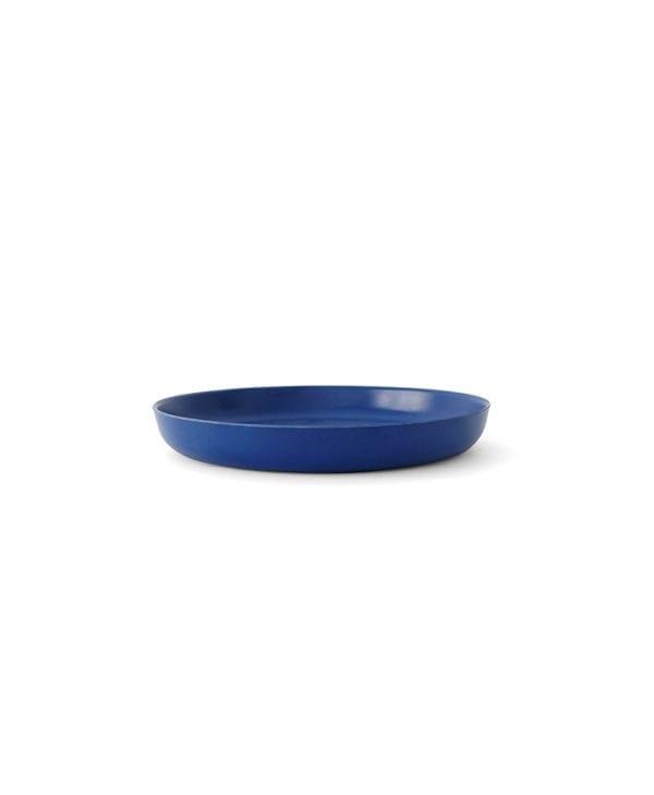 Ekobo Bambino tallerken blå