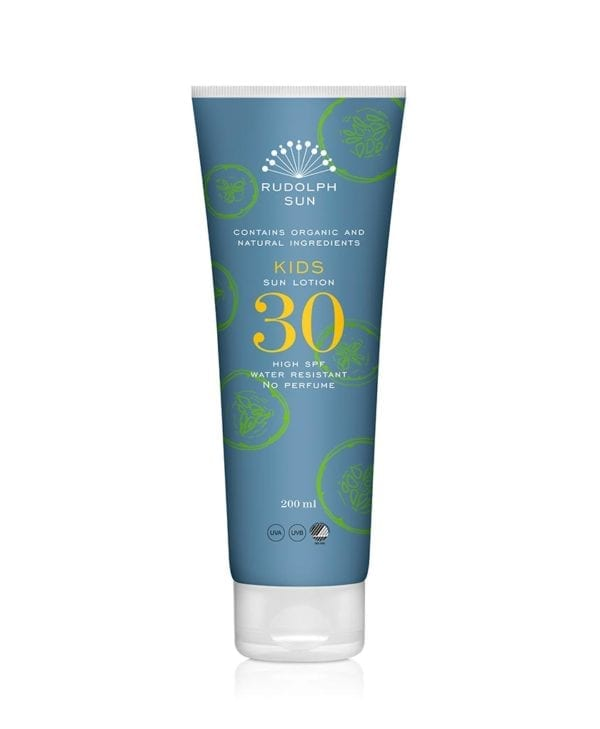 Rudolph Care børnesolcreme - SPF 30 - 200 ml