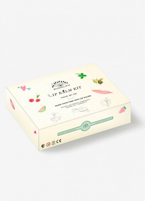 Rudolph Care - Lipbalm Kit Made By Me