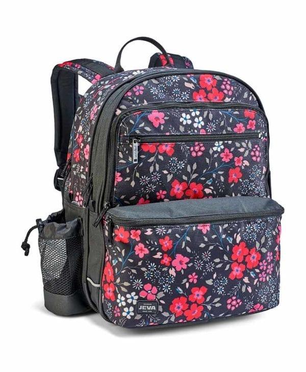 Jeva - Skoletaske til børn 2.-5. klasse - Coral