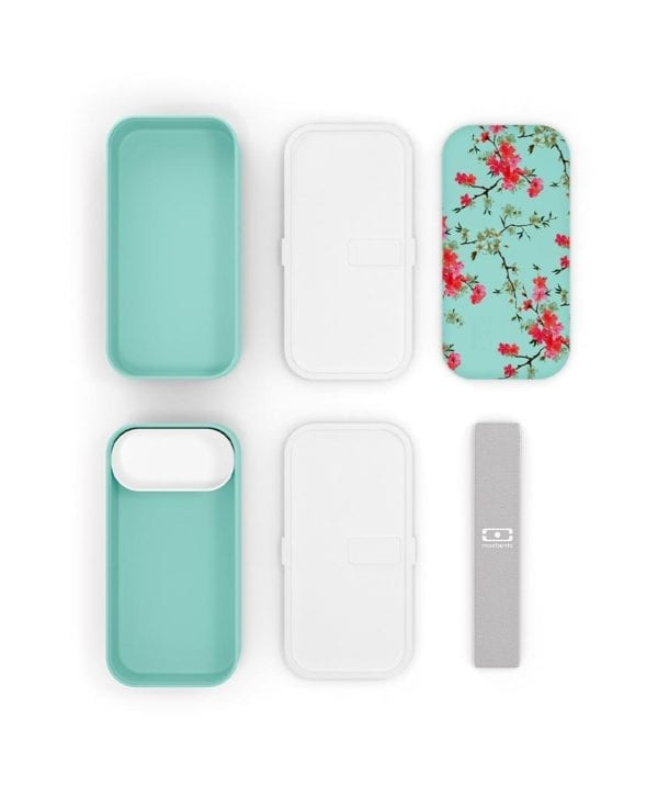 Monbento MB Original madkasse mint flower