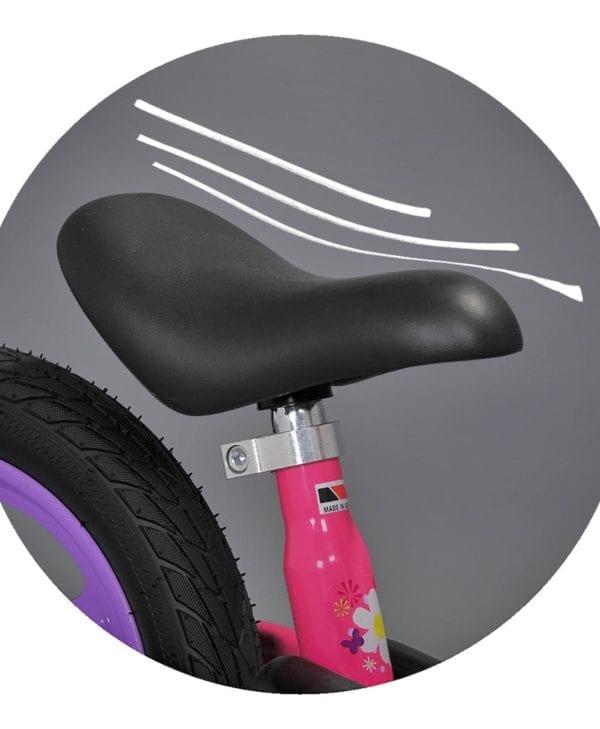 Puky LR 1L løbecykel med ergonomisk sæde