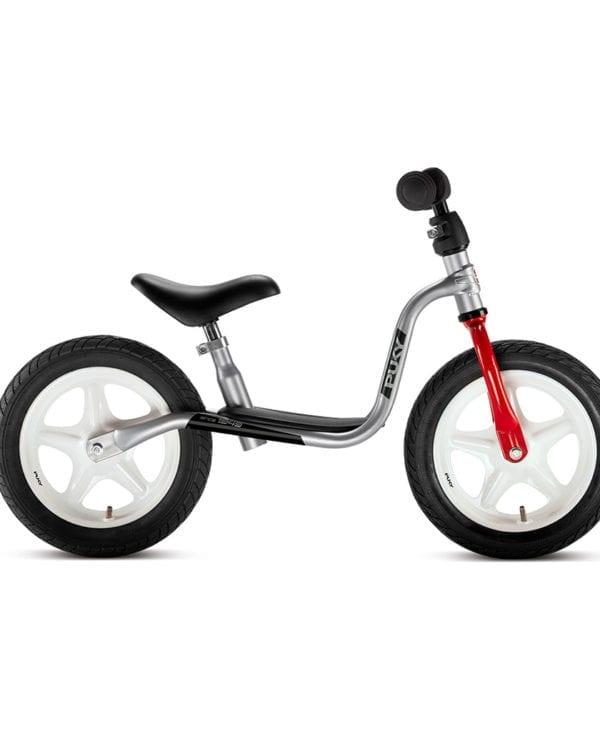 Puky LR 1L løbecykel silver
