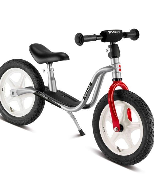Puky LR 1L smart løbecykel silver