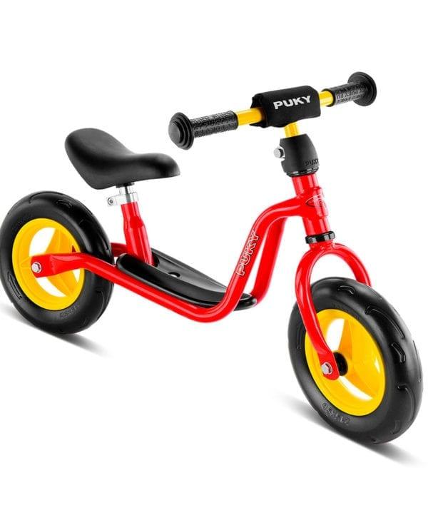 Puky LR M rød løbecykel til børn