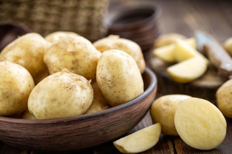 Maddag 2019 børnevenlige retter med kartofler