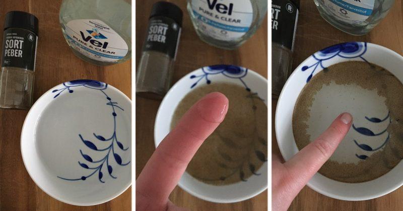 Tips til håndvask